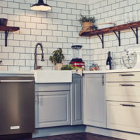 black stainless steel kitchenaid appliances