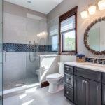 Guest bathroom remodel castle rock